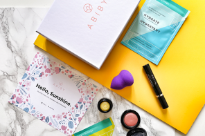 Abiby, le beauty box in abbonamento mensile