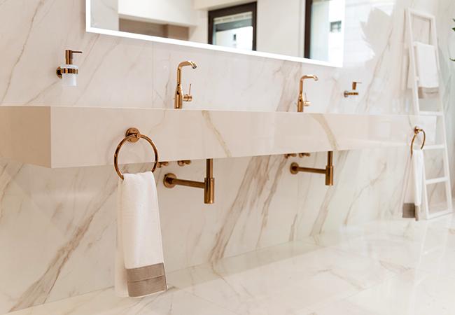 Atrio la nuova linea di rubinetteria per il bagno targata - Grohe rubinetteria bagno ...