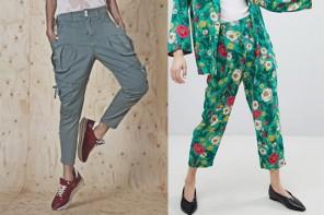 Trend pantaloni 2018: i modelli per l'estate 2018