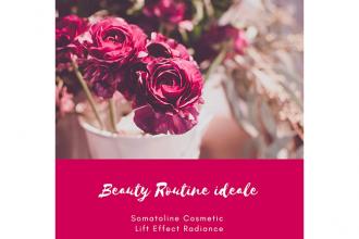 somatoline cosmetic beauty routine ideale lift effect radiance