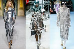 In estate è di moda l'argento a tutto tondo