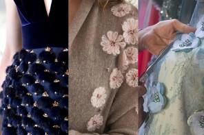 Applicazioni sui vestiti per essere originali in ogni occasione