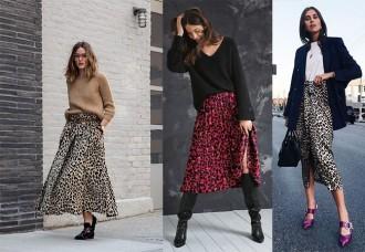animal print vestiti animalier moda fashion tendenze
