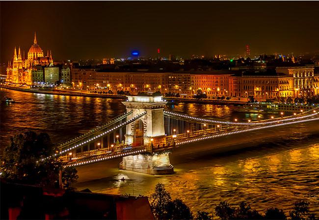 vacanza 5 mete per un weekend nel 2019 Budapest Ungheria