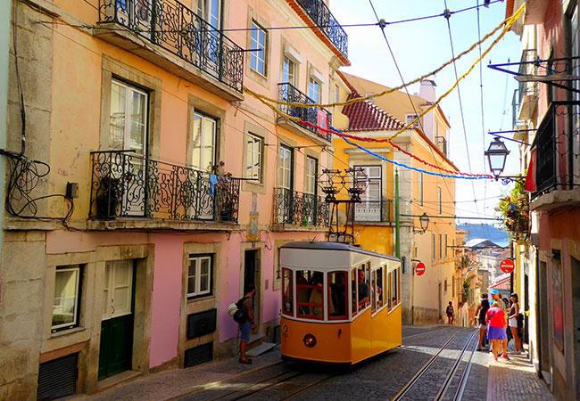 vacanza 5 mete per un weekend nel 2019 Lisbona Portogallo