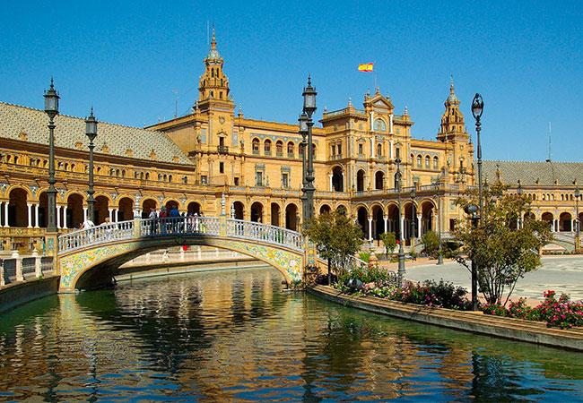 vacanza 5 mete per un weekend nel 2019 Siviglia Andalusia