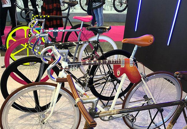 cosmobike 2019 fiera di verona festival della bici bike ebike colori fluo