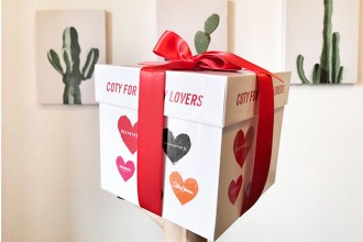 san valentino coty cosmetici beauty pacchetto.