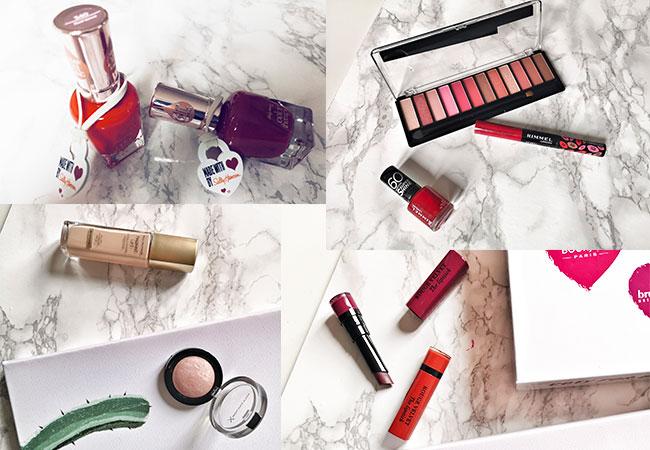 san valentino coty cosmetici beauty pacchetto rossetto fondotinta ombretto