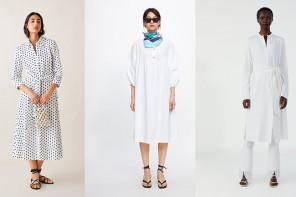 Total white, vestire di bianco per tutti i giorni