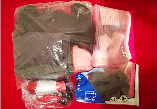 cammino di santiago kit per 250 km ad aprile viaggio avventura cosa indossare