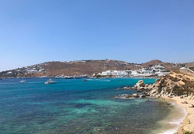 mykonos guida per un weekend cosa fare cosa vedere dove cosa mangiare isola grecia egeo spiaggia