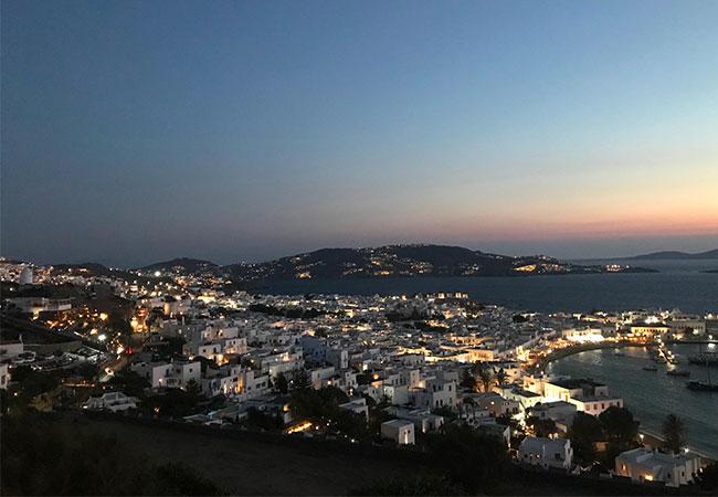 mykonos guida per un weekend cosa fare cosa vedere dove cosa mangiare isola grecia egeo tramonto