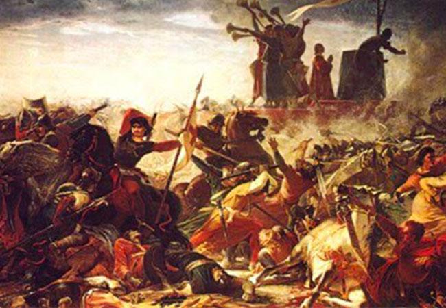 Palio di Legnano battaglia storica