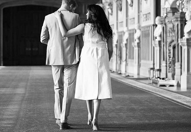 harry e meghan passeggiata romantica