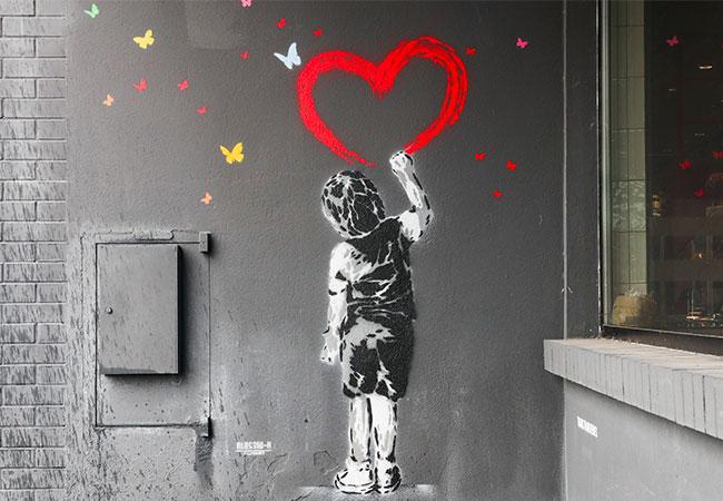 progetto street art autogrill murales alessio b stazione di servizio montalto