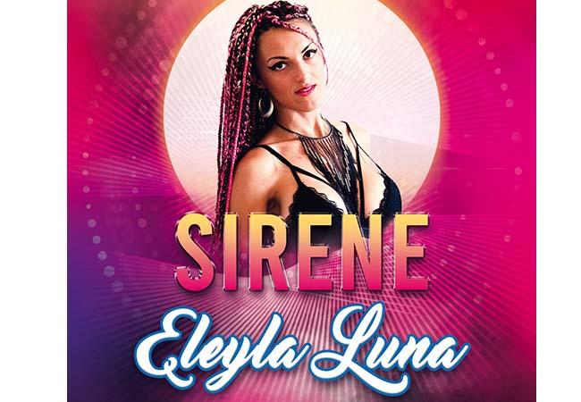 Eleyla Luna canzone sirene video musica youtube
