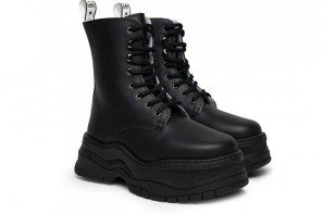 combat boots chiara ferragni collection