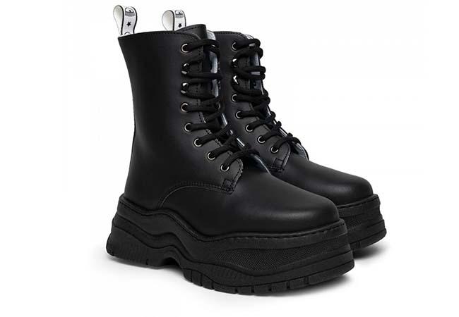 combat boots chiara ferragni collection