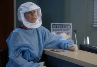stagione 17 Grey's anatomy coronavirus