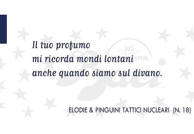san valentino baci perugina concorso dichiarazione perfetta elodie pinguini tattici nucleari cioccolata