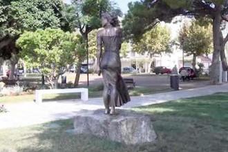 statua spigolatrice di Sapri